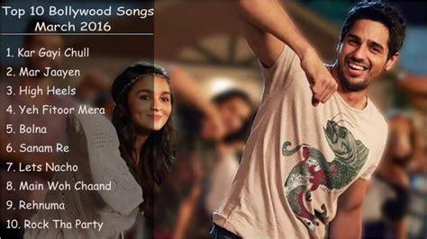 Bollywood music, california city, california. Top Bollywood Songs 2016 Jukebox   March 2016 - Ytstation