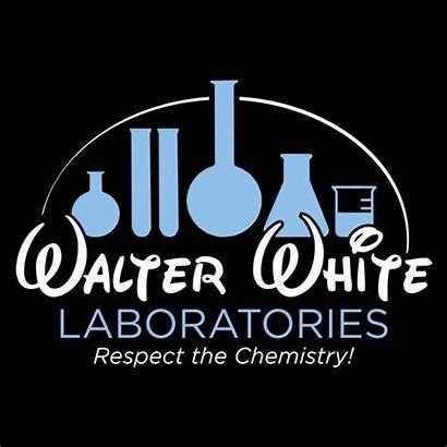 Breaking Bad Walter Disney Laboratories Teleadhesivo Pegatinas