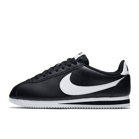 jual sepatu sneakers nike wmns classic cortez leather