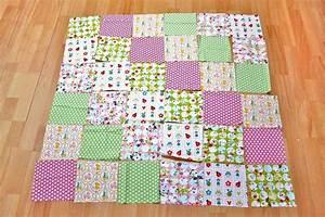 Patchworkdecke Selber Nähen : patchworkdecke n hen schritt f r schritt anleitung teil ~ Lizthompson.info Haus und Dekorationen