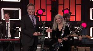 Watch Phoebe Bridgers Make Her Late Night TV Debut ...