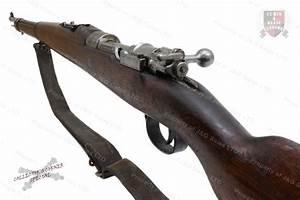 Brazilian 1908 Mauser Bolt Action Rifle  7x57  29 U0026quot  Barrel  C U0026r  Good  Used