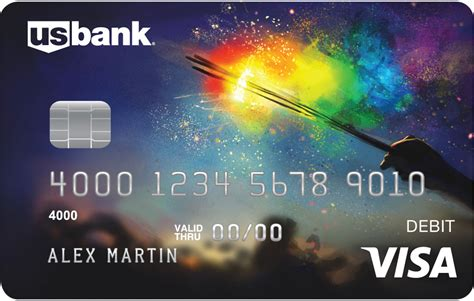 Follow the prompts to continue ordering the. U.S. Bank Announces Winner of National LGBT Debit Card Design Contest   Business Wire