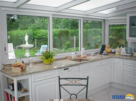 cuisine veranda photos transformez votre veranda en cuisine actualités