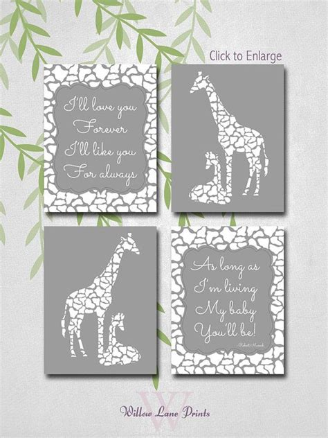 25 best nursery quotes on baby wall