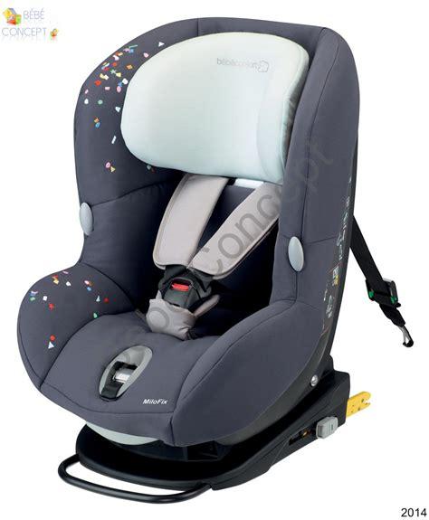 grand choix de sièges auto pour les bébés du groupe 0 1