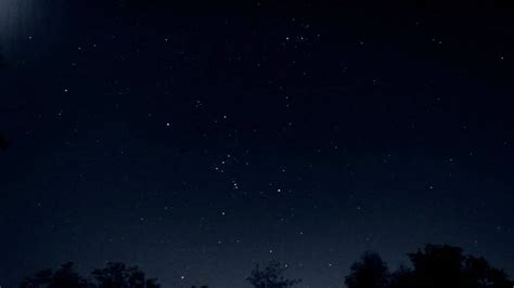 Star Spin Ene Night Sky Time Lapse Ambient Light