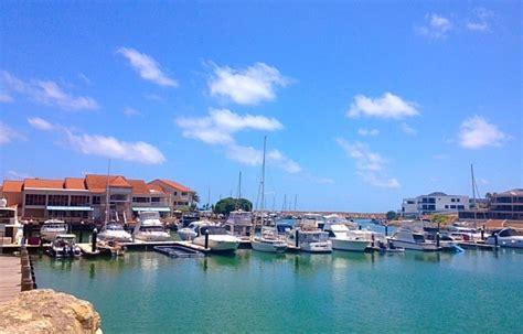 Boat Mindarie Marina by Vitamin Sea Explore Mindarie Marina