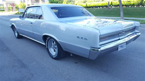 1964 Pontiac Gto Tri Power by 1964 Pontiac Gto Tri Power No Reserve For Sale