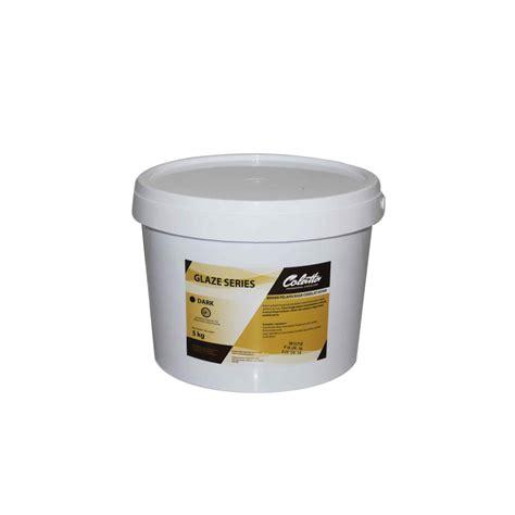 colatta glaze dark    kg murah tokowahabcom