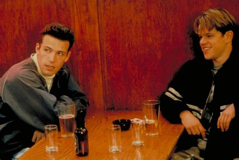 Good will is hunted by the mathematics lecturer. Top Ben Affleck films | The Movie Blog
