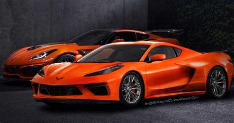 report  mid engine corvette  start