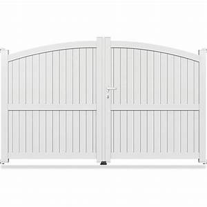 Portail Aluminium Pas Cher : portail battant pas cher maison design ~ Melissatoandfro.com Idées de Décoration