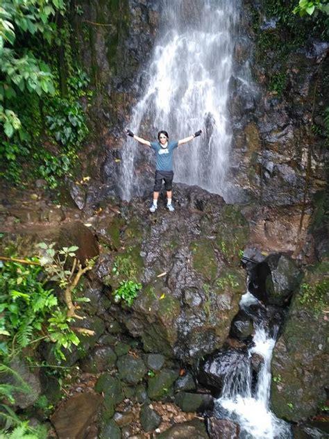 curug cilame  panorama pabangbon papa leuwiliang