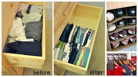18 astuces g 233 niales pour mieux ranger vos armoires et tiroirs