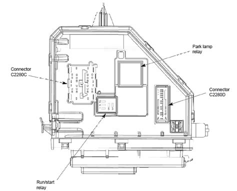 2009 Ford Explorer Fuse Box Diagram by 2009 Ford Explorer Fuse Diagram Ricks Free Auto Repair