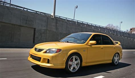 2003 Mazda Mazdaspeed Protege Related Infomation