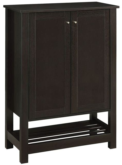 entryway cabinet with doors furniture white wooden shoe storage with three rectangle