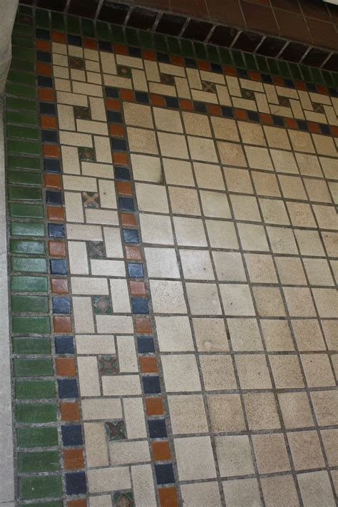 arts and crafts floor l arts and crafts tile and floors on pinterest