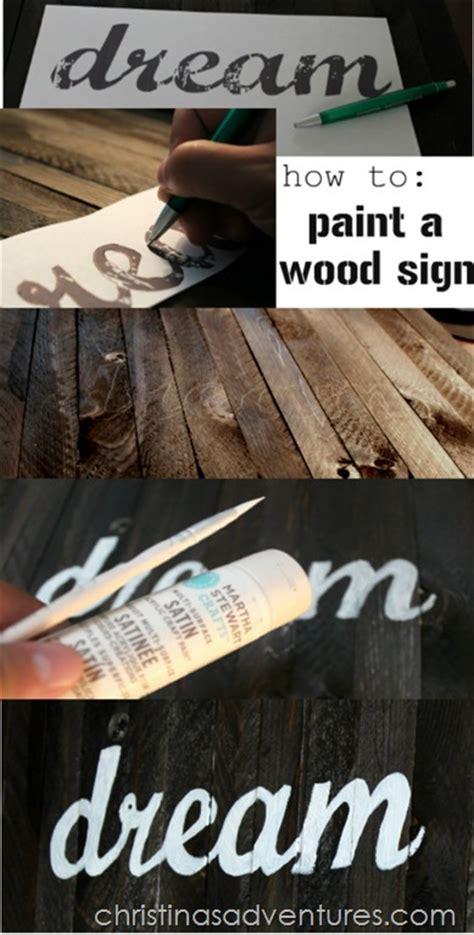 wooden shim wall art   paint  wood sign