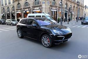 2017 Porsche Cayenne Turbo S : porsche 958 cayenne turbo s 29 april 2017 autogespot ~ Maxctalentgroup.com Avis de Voitures