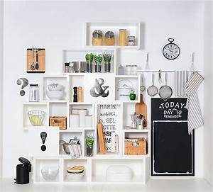 Küche Deko Ikea : wandregale f r k che ~ Michelbontemps.com Haus und Dekorationen