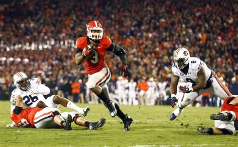 Georgia running back Todd Gurley has torn ACL - New York ...