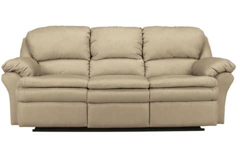 Khaki Reclining Sofa by Furniture Reclining Sofas Durapebble In Khaki