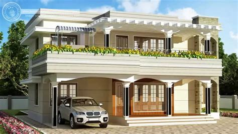 2 Bhk Home Design In India :  Exterior Design And 2 Bedroom House Plans Indian