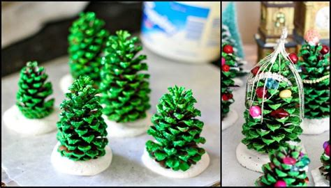 Mini Christmas Tree Made From Pine Cones! Exterior Primer Paint What Colors To My House Interior Oil Purple Textured For Cars Cost Have Of Painted Paints Images Olympic