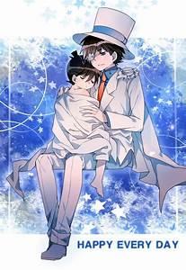 Detective Conan kaito kid by m_iida013 #4709817 | i.ntere.st