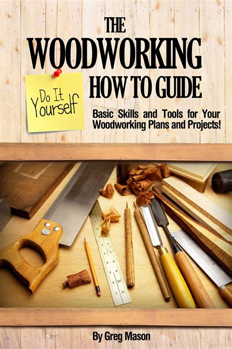 woodworking      guide basic skills
