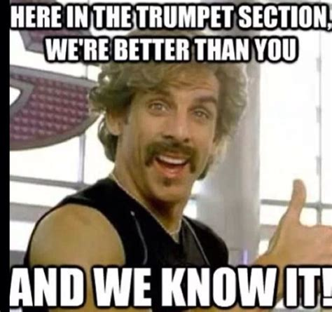 Trumpet Player Memes - 26 best images about band mom on pinterest student questionnaire trombone and season 3