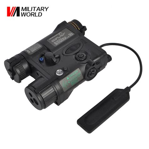 laser light for rifle airsoft tactical military element an peq 16a shotgun laser
