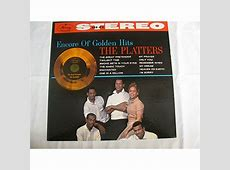 The Platters Encore of Golden Hits Mercury SR 60243 Stereo