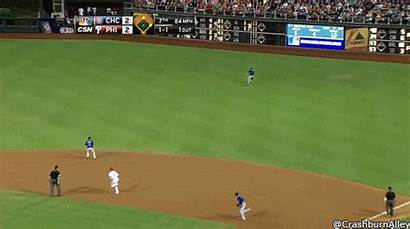 Utley Chase Plate Into Navarro Sends Cubs