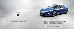 Concession Subaru : introduction brz 2016 vachon subaru ~ Gottalentnigeria.com Avis de Voitures