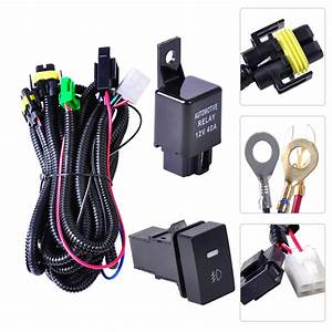 Ford Focus Acura Nissan Wiring Harness Sockets   Switch