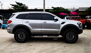 "Ford Everest ""F-150 Raptor"" by TTN Hypersport Is Thai Tuning at Its Best - autoevolution"