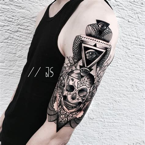 skulls tattoo  skull  eye