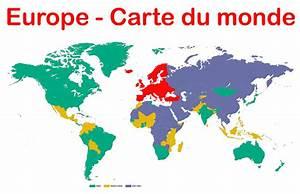 Carte Du Monde à Gratter Maison Du Monde : carte europe monde my blog ~ Teatrodelosmanantiales.com Idées de Décoration