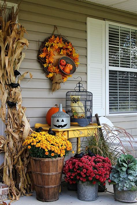 Rustic Halloween Decorations Ideas Decoration Love