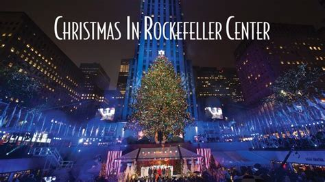 in rockefeller center nbc