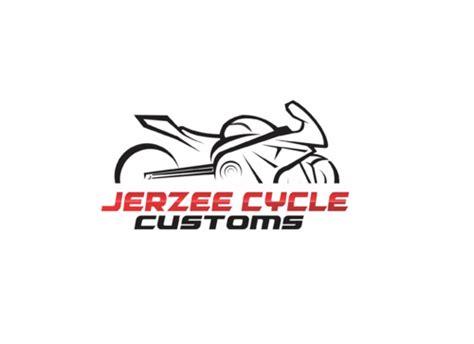 Logo For Custom Motorcycle Shop. By Jerzeecycle