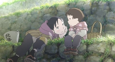 Anime Movie In This Corner Of The World In This Corner Of The World Review An Inspirational Story
