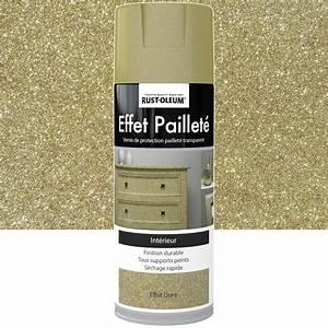 Peinture aerosol effet paillettes paillete rustoleum dore for Beautiful peinture piscine leroy merlin 3 peinture aerosol effet paillettes paillete rustoleum dore