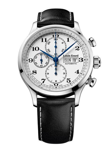 Louis Erard 78225aa01 1931 Vintage Chronograph Luxury