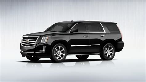 cadillac escalade colors gm authority