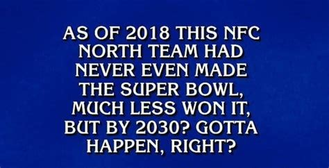 Watch: TV Show Jeopardy Takes Shot at Detroit Lions – Pro ...