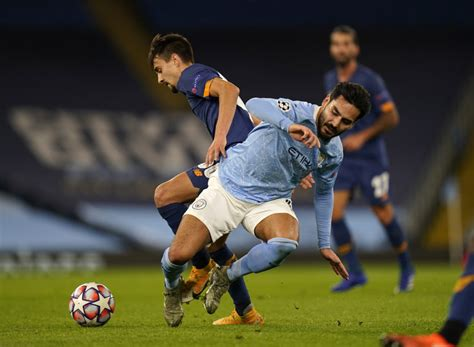 Manchester City Player Ratings Vs Porto - The 4th Official